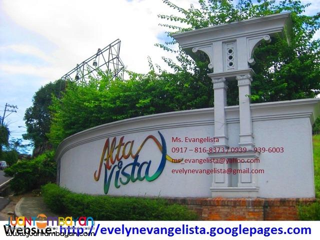 Alta Vista in Brgy. Malinta Antipolo City @ P 1,500,000