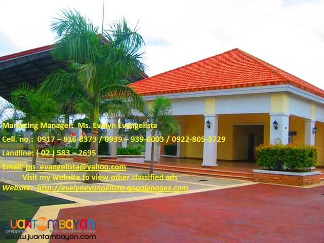 Southplains Dasma Cavite Phase 1 @ P 564,000
