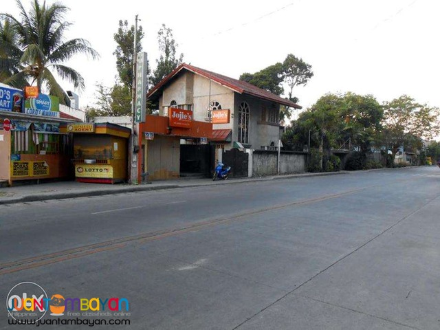 Prime Commercial Lot in Tagbilaran City