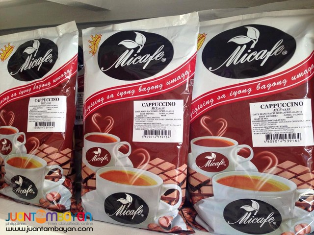 PREMIUM QUALITY COFFEE PREMIXES FOR YOUR COFFEE VENDING BUSINESS!