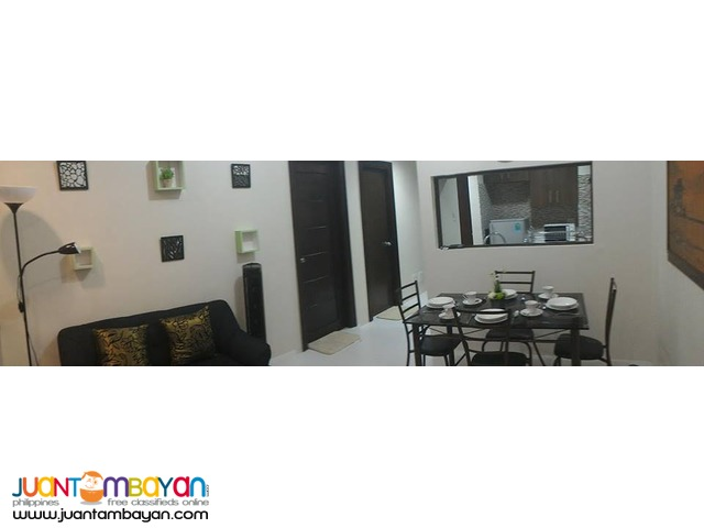 40k Cebu City Condo Unit For Rent in Lahug - 1 Bedroom
