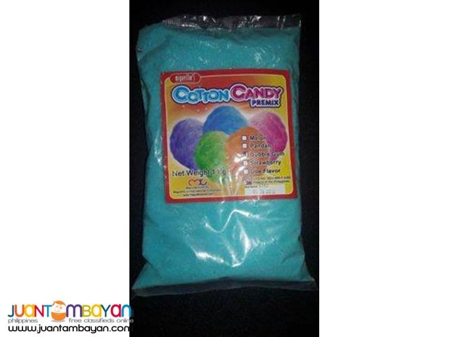 Cotton Candy Premix
