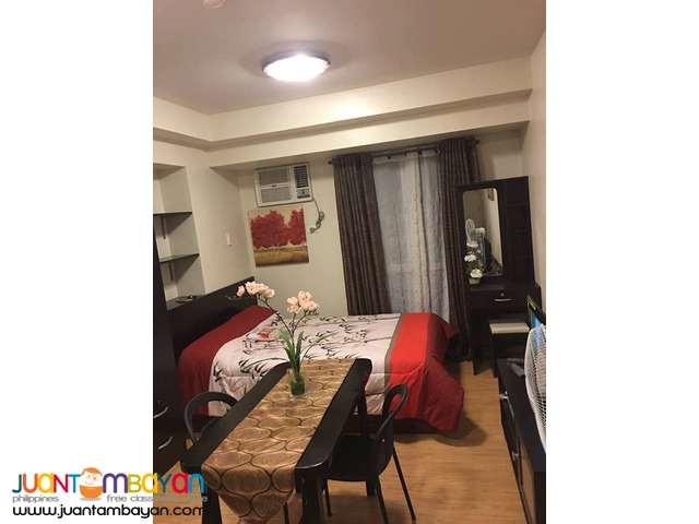 25k Cebu City Condo Unit For Rent in Apas - Studio