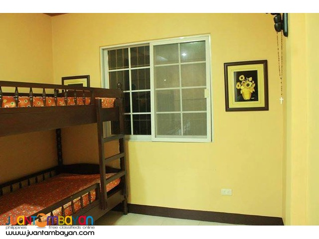 25k For Rent 2BR Furnished Apartment near Fuente Circle Cebu City