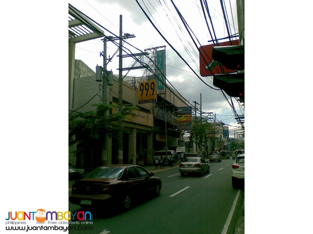 800 sqm commercial retail space for lease in Batangas City Poblacion