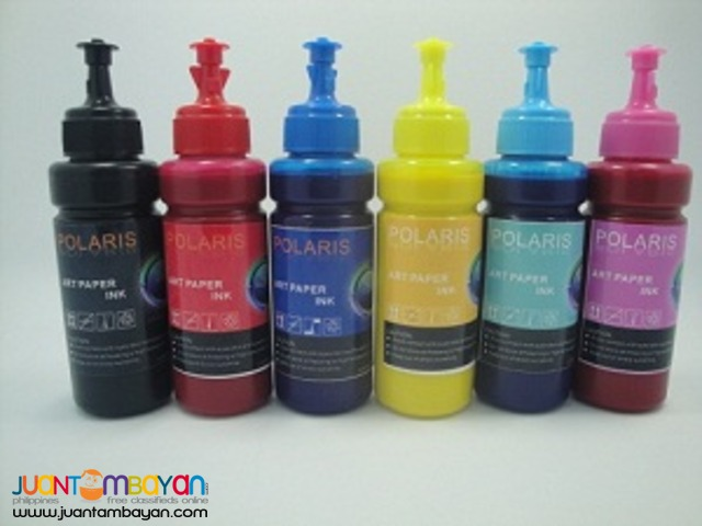 Polaris Art ink  100 ml ( 6 colors )