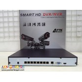 8Channel Network Video Recorder with Built-in PoE