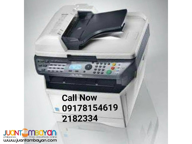KYOCERA - Copier Barangay use Xerox ID printer