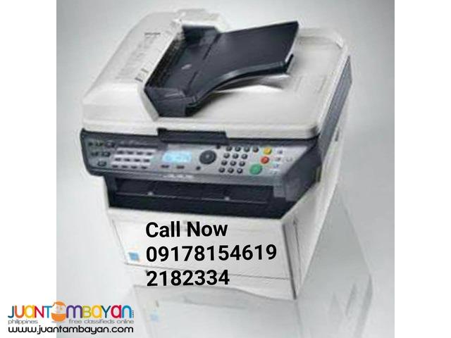 KYOCERA - Copier Barangay use Xerox ID printer