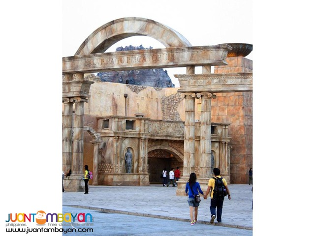 Macau tour package, step back in time