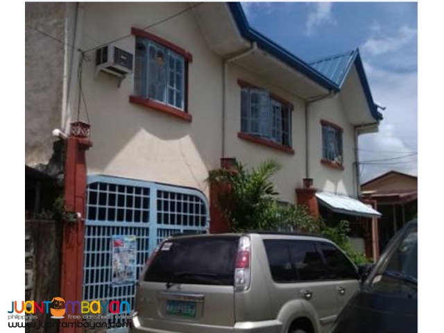 HOUSE AND LOT IN CAMELLA SOUTH, SAN PEDRO, LAGUNA