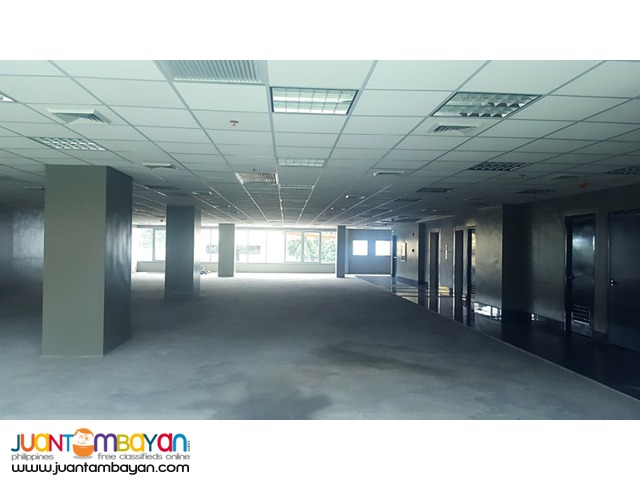 Office Building For Lease At San Antonio Village Makati 2000sqm
