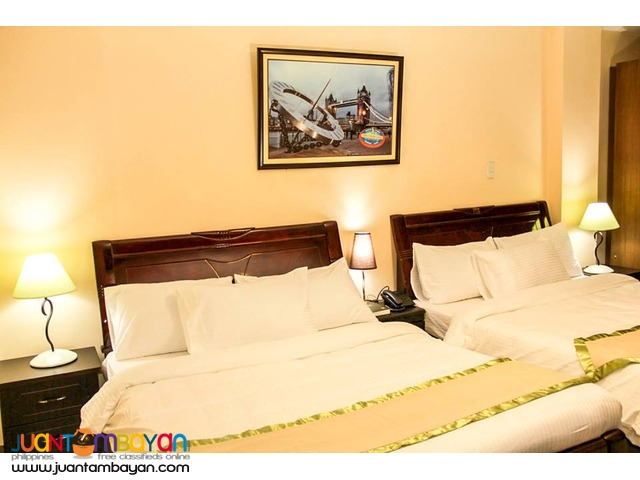 Budget Hotel in Manila at Time Travellers Hotel
