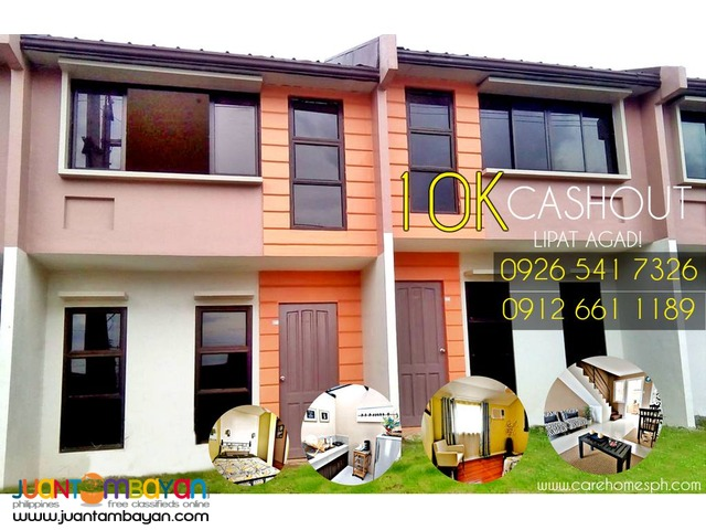Rent to Own house ang Lot
