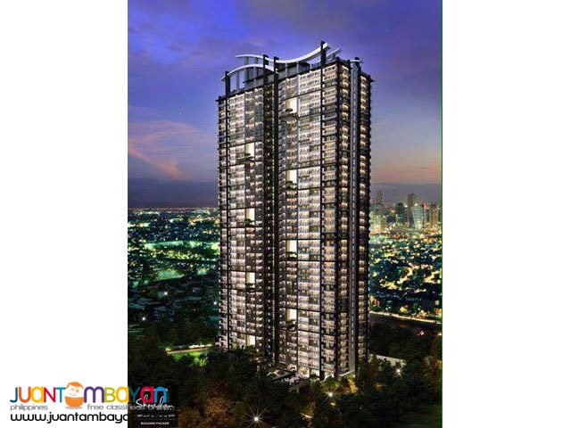 Infina Towers Condo in Cubao beside NCBA Aurora Blvd near, Ateneo