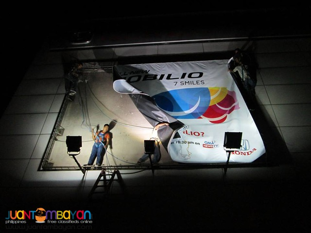 Searching for Billboard Installation and Maintenance ?
