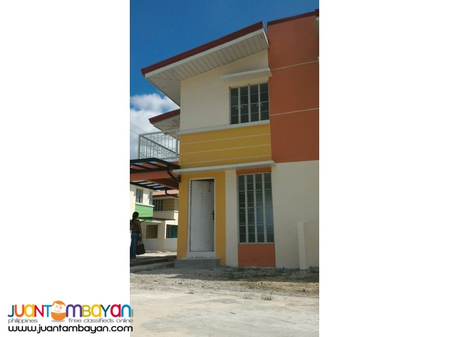 Townhouse for Rent located in Porac Pampanga