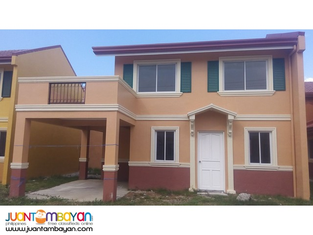 Affordable 5 Bedroom House and Lot For Sale in Cabanatuan City