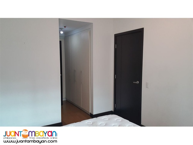 FOR SALE Special 1BR with Garden Balcony inThe Residences at Greenbelt