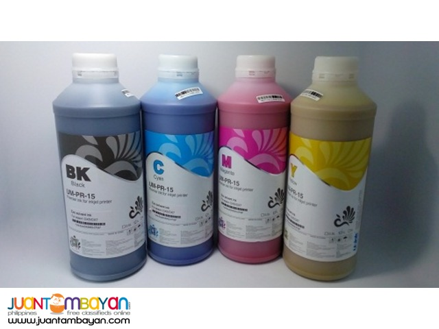 Eco Solvent ink Epson DX5 / DX7