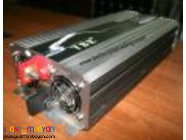 TBE Pure Sine Wave Inverter 1000W 12V to 220V