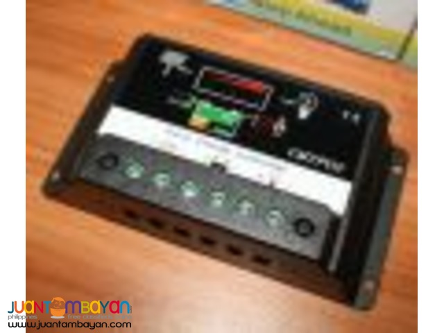 30amps Digital Bosca / Souer Solar Charge Controller