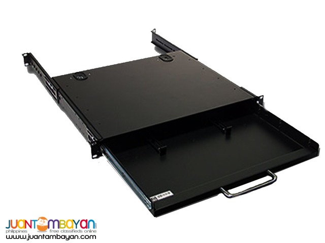 Pull-Out Keyboard Tray Cabinet (Standard)