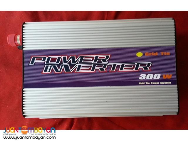 Solar Inverter 300 watt new in Micro Grid Tied