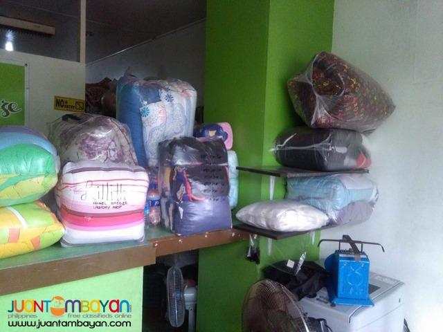 Laundry Shop for Sale