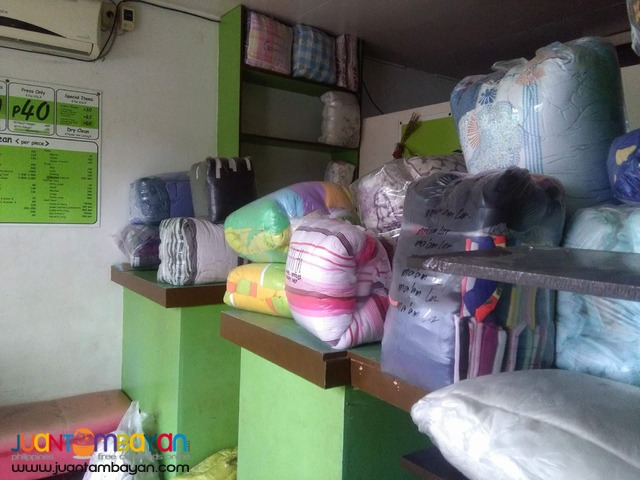Laundry Shop for Sale