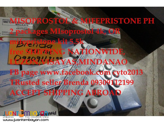 MISOPROSTOL & MIFEPRISTONE 100% AUTHENTIC