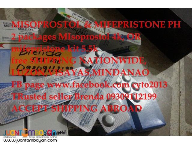 MISOPROSTOL & MIFEPRISTONE 100% AUTHENTIC