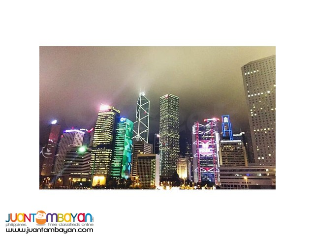 See and Experience, Hong Kong tour package