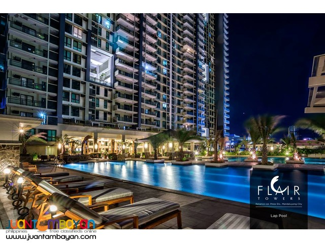 Infina Towers Condo For Sale in Aurora Cubao | Quezon City Near NCBA