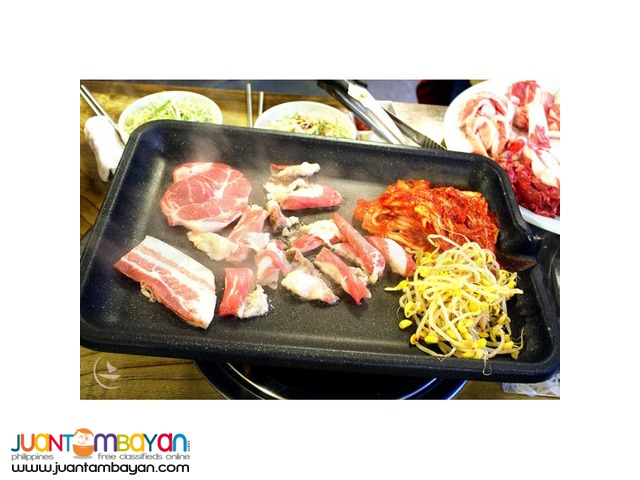 Korea tour package, and try Korean food