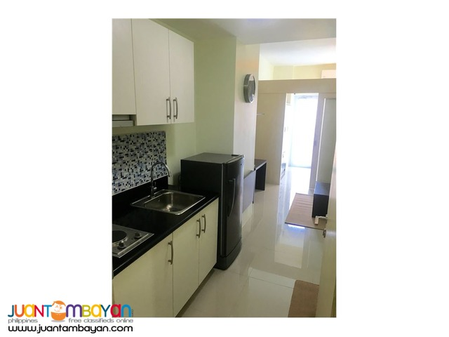For Lease!! Junior 1BR at SM Jazz with view over Makati CBD