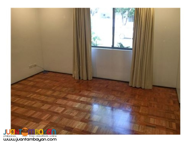 For Rent!! 4 Bedroom House in Dasmarinas Village, Makati City