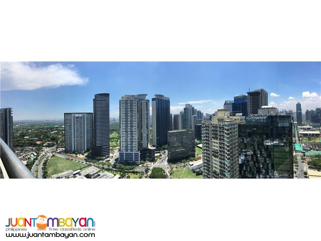 For Rent: 3 Bedroom Unit in Arya Tower 1, BGC - Taguig City