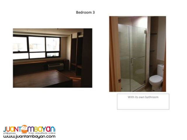 For Lease!! 4 Bedroom at Icon Residences, BGC, Taguig City
