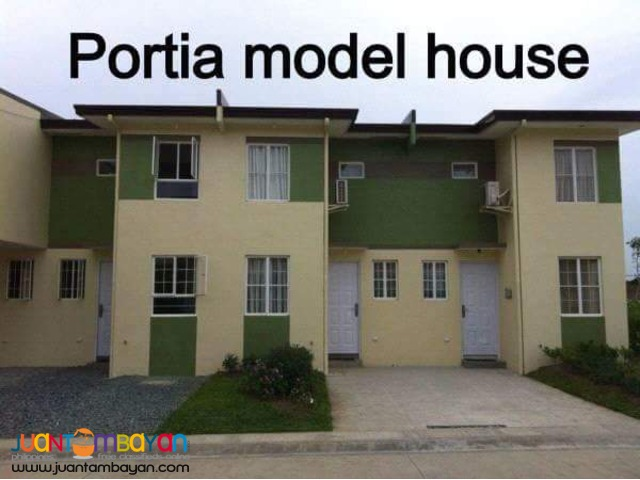 PORTIA Townhouse in Tanza