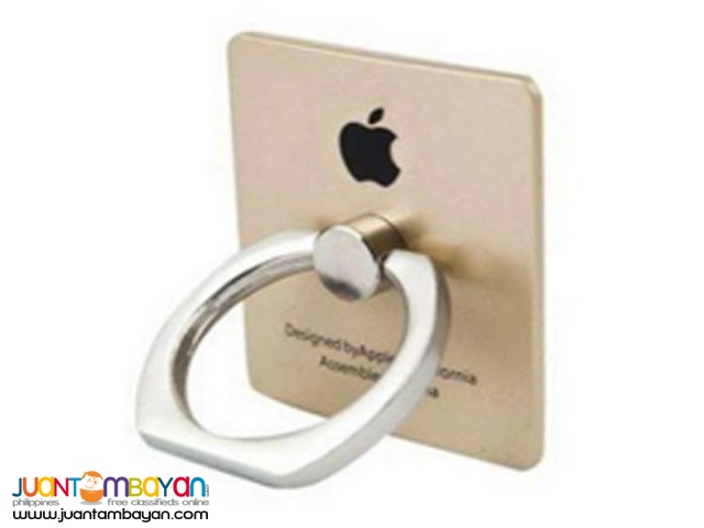 Rotating Ring Stent Stand Holder for Apple Phones and Tablets