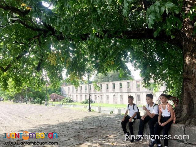 Intramuros tour, one of the most important historical sites in Manila