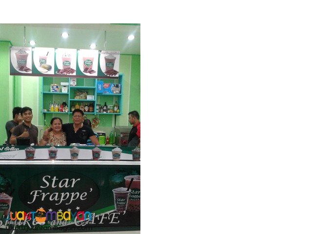 Star Frappe' Cafe Franchise