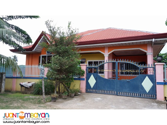 House and Lot in Barra Opol Near Seven Seas Waterpark