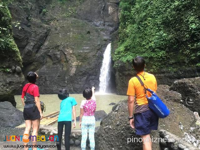 Pagsanjan Falls Tour, explore the Devil's Cave to complete your tour