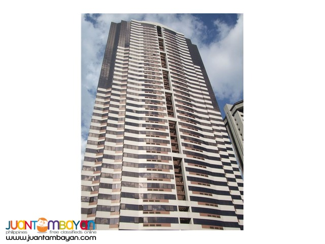 For Lease!! 3 BR Unit in Pacific Plaza, Ayala Avenue, Makati City