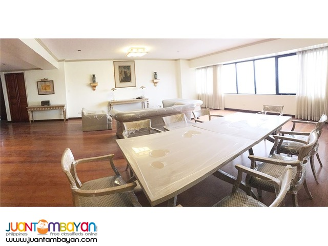 FOR RENT!! 3 BR Unit, Pacific Plaza, Ayala Avenue, Makati City
