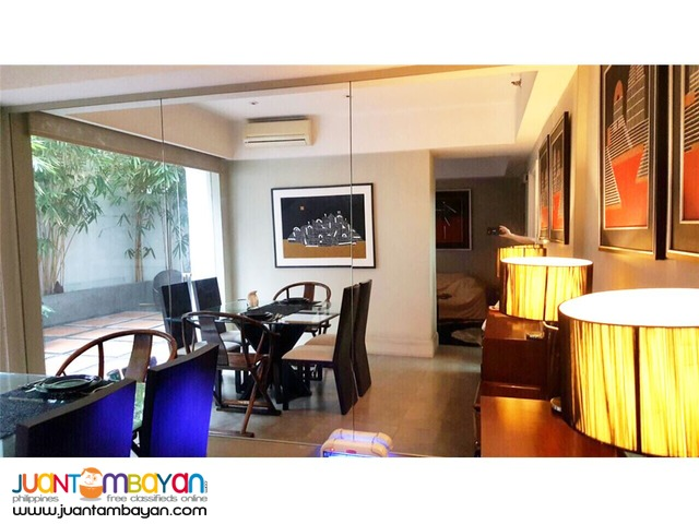 For Rent! 2 Bedroom Loft at One Salcedo Place, Makati City
