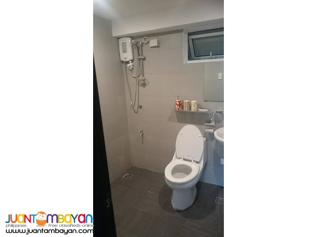 Loft type two bedroom for rent in Fort Bonifacio, Taguig City