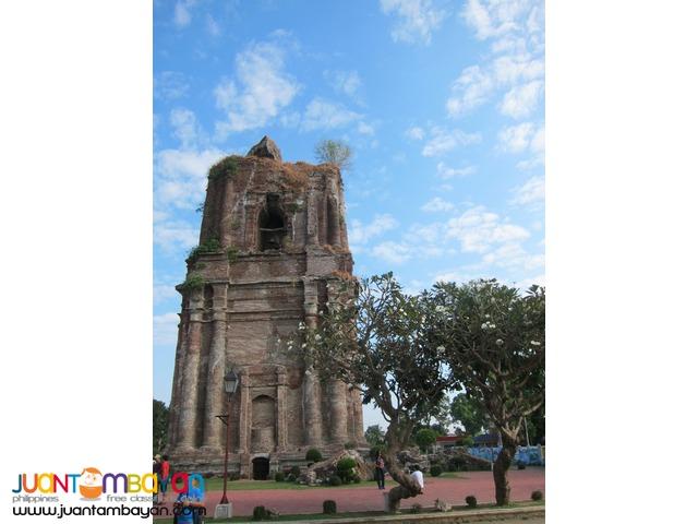 Ilocos Tour Package via Laoag as low as P4,177 per person